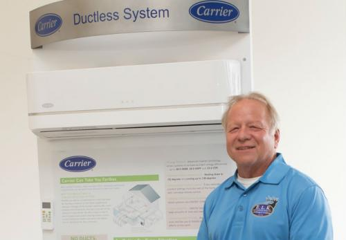Ramsey, MN Ductless Systems